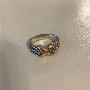 Jewelry - Cable ring